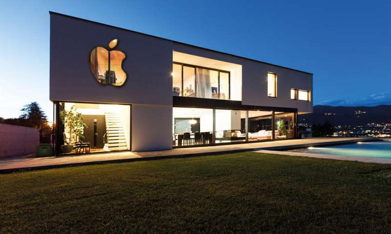 Smart Haus apple homekit start ins smart home mit ios connect