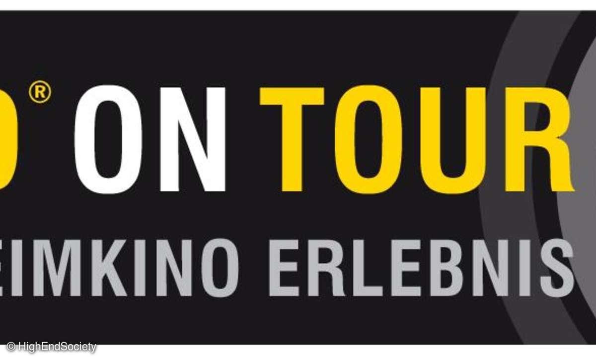 High End on Tour in Stuttgart