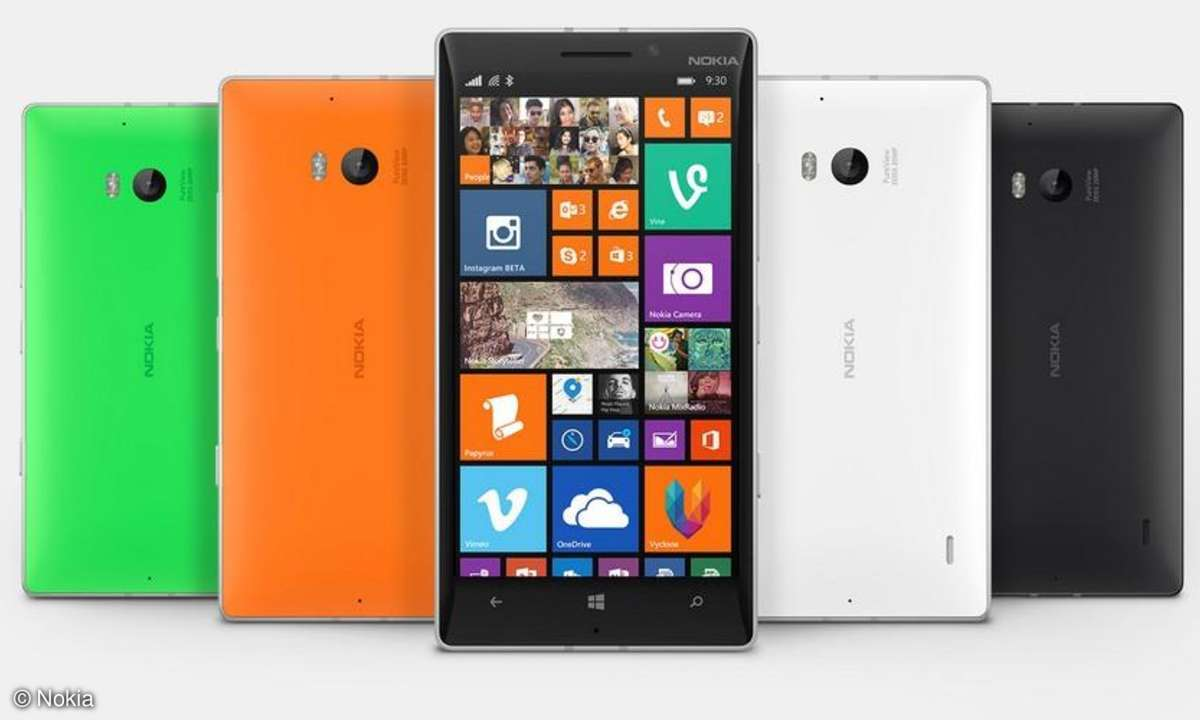 Windows Phone 8.1 Update - Developer Preview in den nächsten Wochen verfügbar