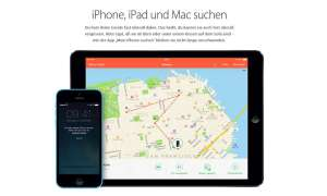 """Mit der App """"Mein iPhone suchen"""" können Anwender ihre Apple-Geräte suchen."""