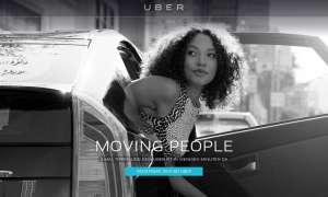 """Taxizentralen klagen gegen die Fahrer-Vermittlung über die App """"UberPop""""."""
