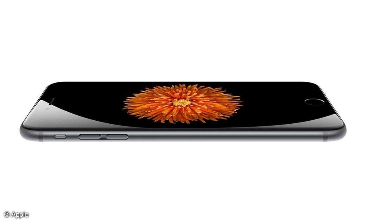 iPhone 6 Schrägansicht