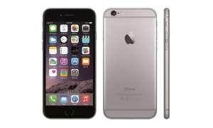 iPhone 6 Vorderseite Rückseite Seitenansicht