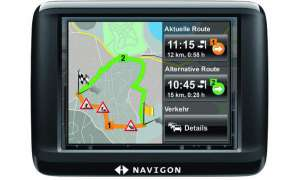 Navigon 20 Easy