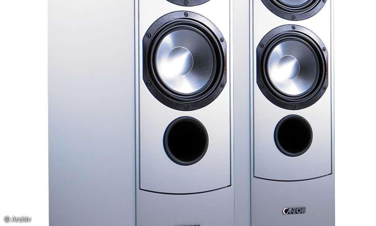 Standlautsprecher Canton GLE 470.2