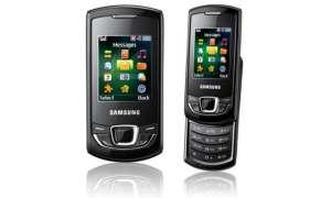 Samsung Handy E-2550 bei Lidl
