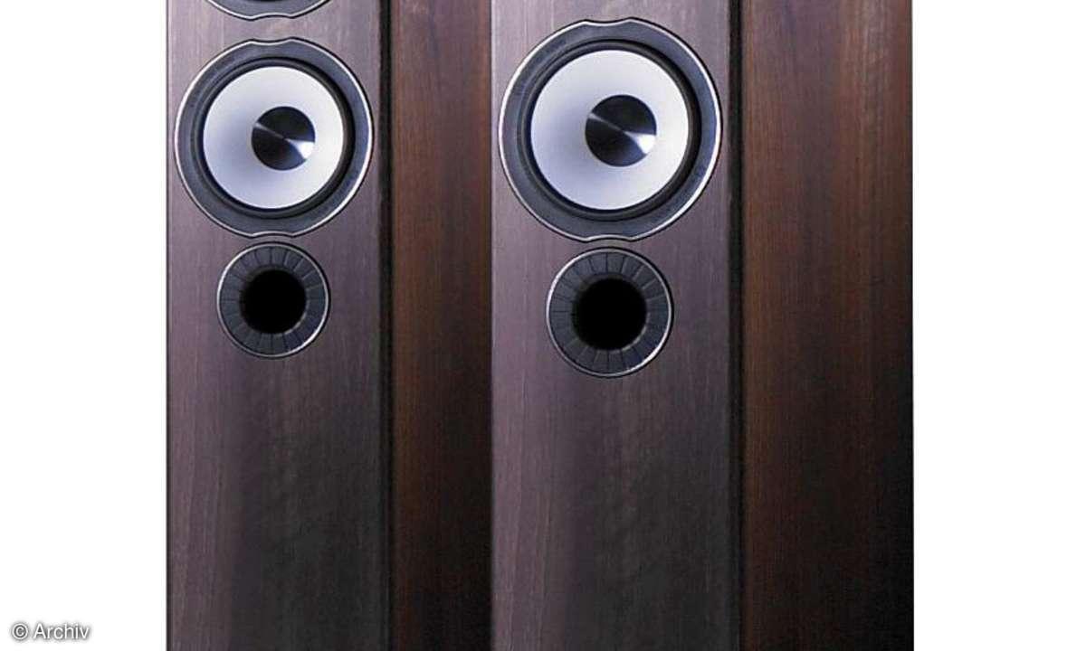 Standlautsprecher Monitor Audio Bronze BX 5