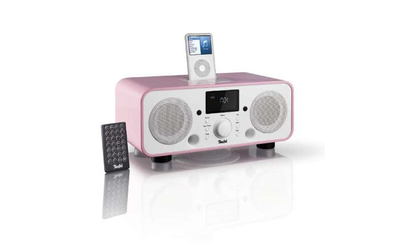 teufel iteufel radio v2 im test connect. Black Bedroom Furniture Sets. Home Design Ideas