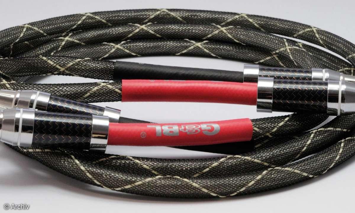 NF-Kabel G&BL Rhodium Twin