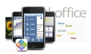 Quickoffice auf dem iPhone
