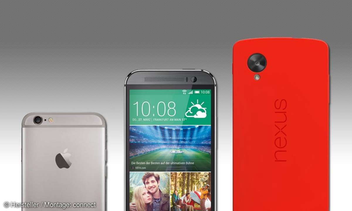 Smartphones 2015 Highlights