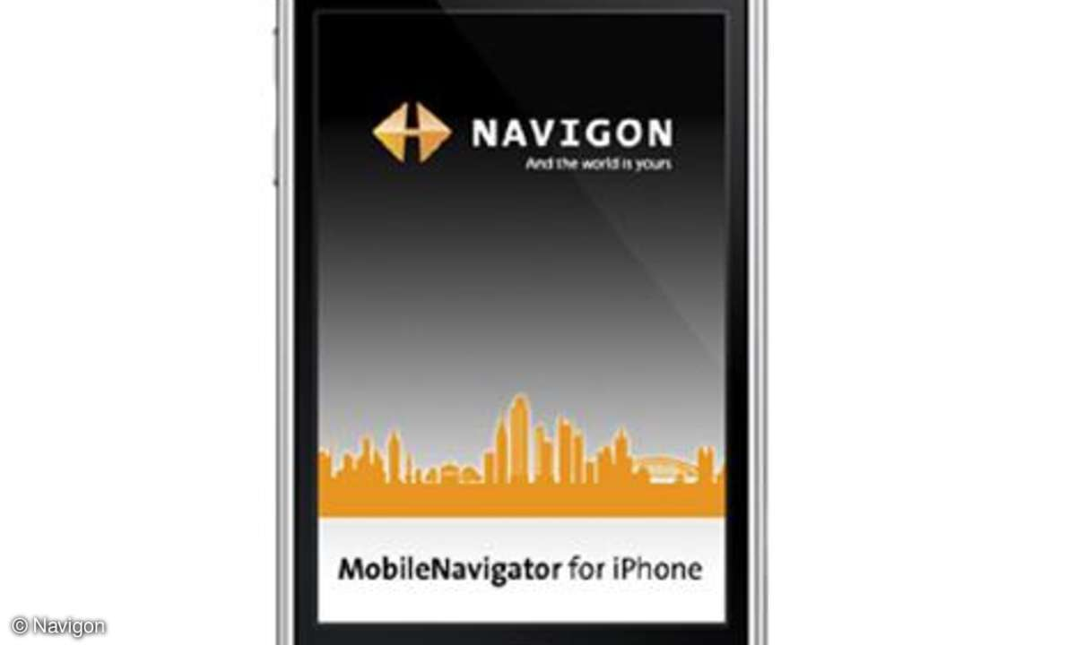 Navigaon, Mobille Navigator