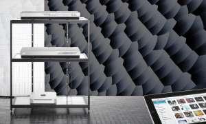 D/A-Wandler Resolution Audio Cantata 50 + Vollverstärker Resolution Audio Cantata Music Center