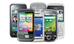 Markzahlen Smartphones