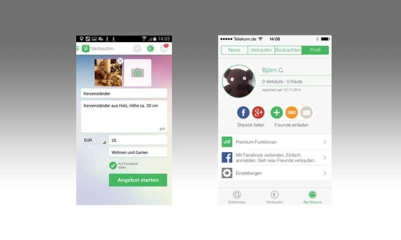tik kostenlos flohmarkt apps vergleich