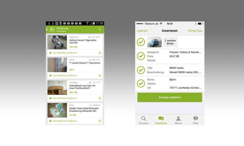 Ebay Kleinanzeigen Die App Im Test Connect