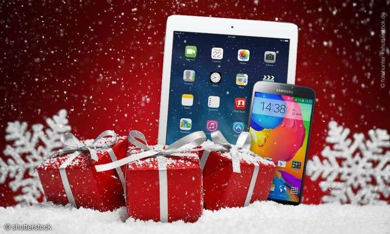 technik zu weihnachten die besten tablet und smartphone. Black Bedroom Furniture Sets. Home Design Ideas