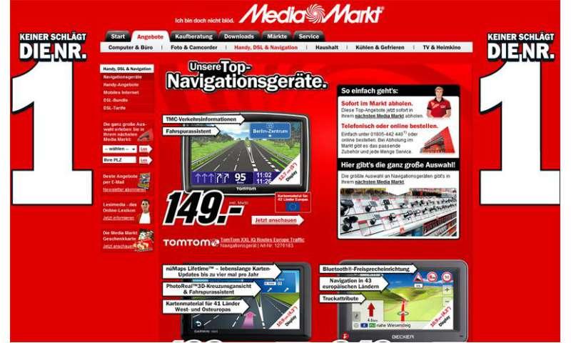 Media Markt Die Navi Schnäppchen Unter Der Lupe Connect