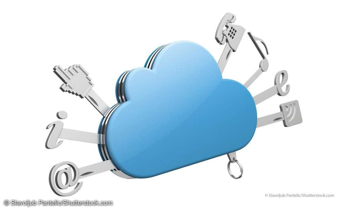 Cloud, Cloud-Dienste
