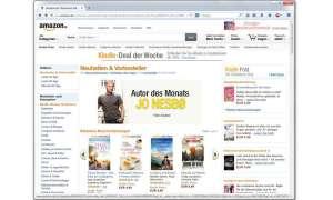 Amazon Kindle EBook