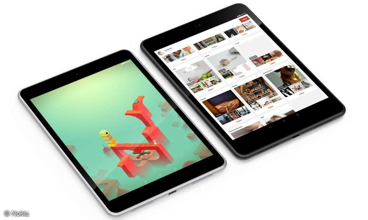 Nokia N1, Tablet,