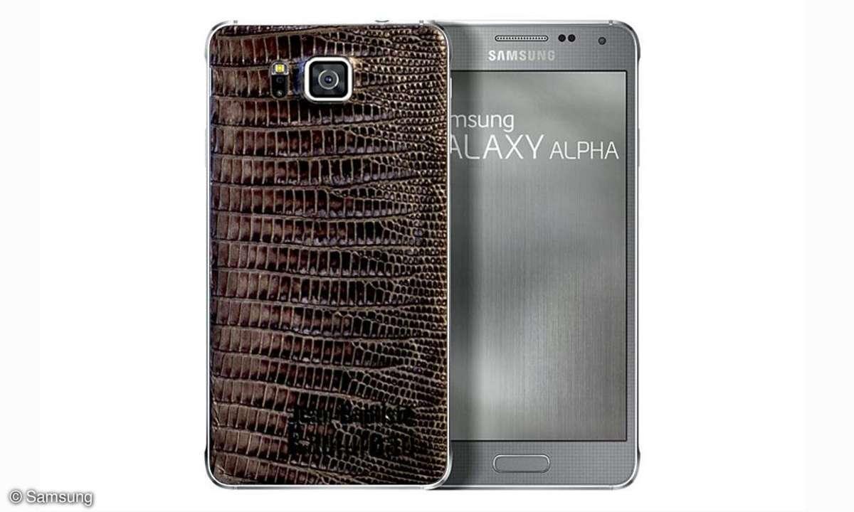 Samsung Galaxy Alpha Sonderedition