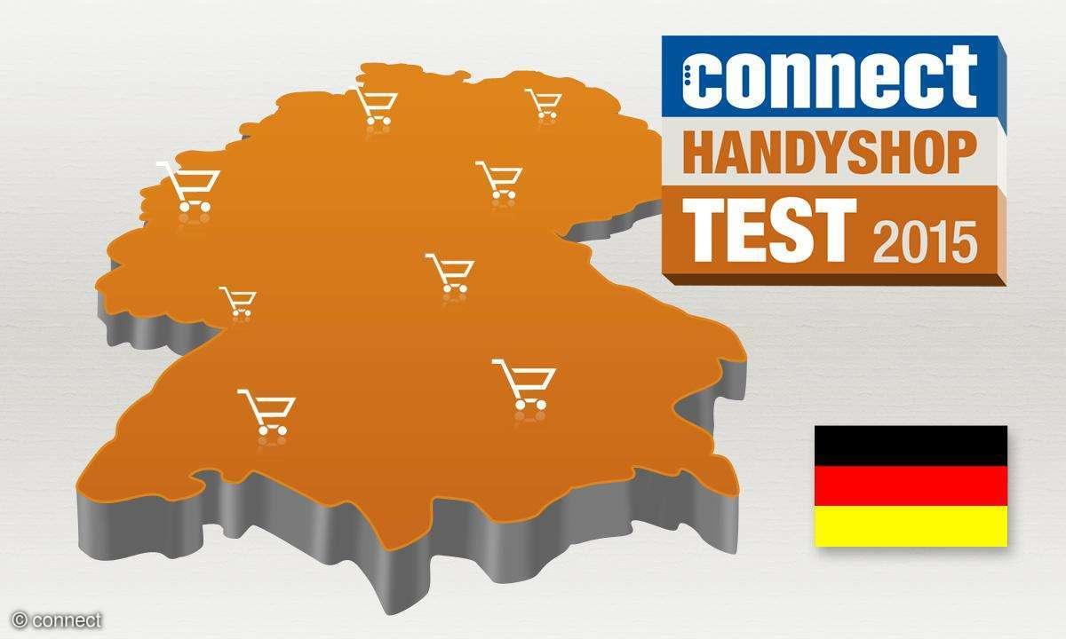 Handyshop Test 2015