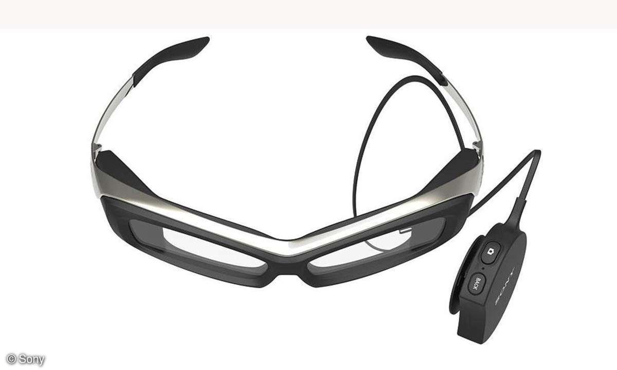 Sony Smart Eyeglass Produktbild