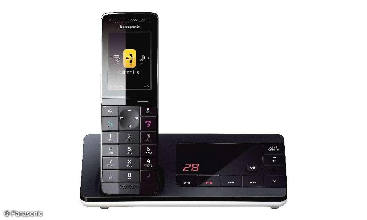 Panasonic KX-PRW 130 im Test