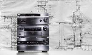 AV-Receiver Denon AVR 4311, Onkyo TX NR 3008, Sony STR DA 5600 ES
