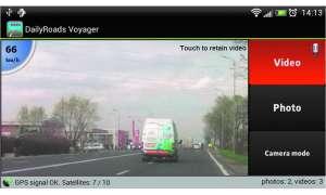 Dailyroads-Kamera