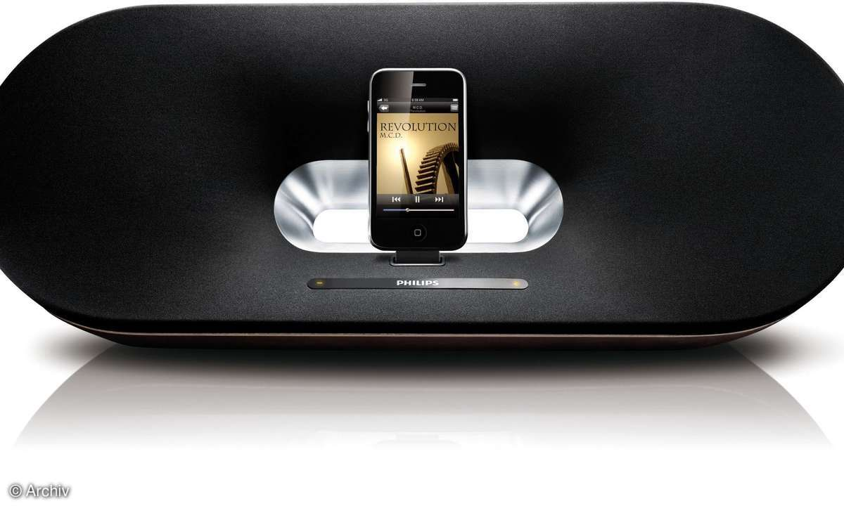 iPod-Dockingstation Philips DS 9000