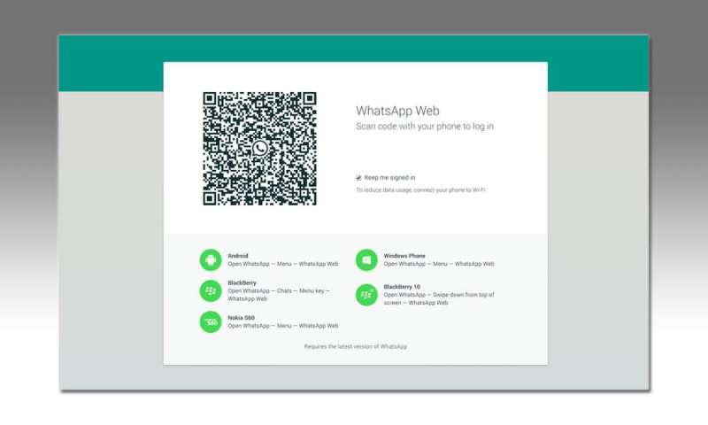 whatsapp web qr code scannen geht nicht