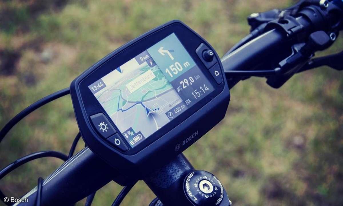 Bosch Nyon E-Bike