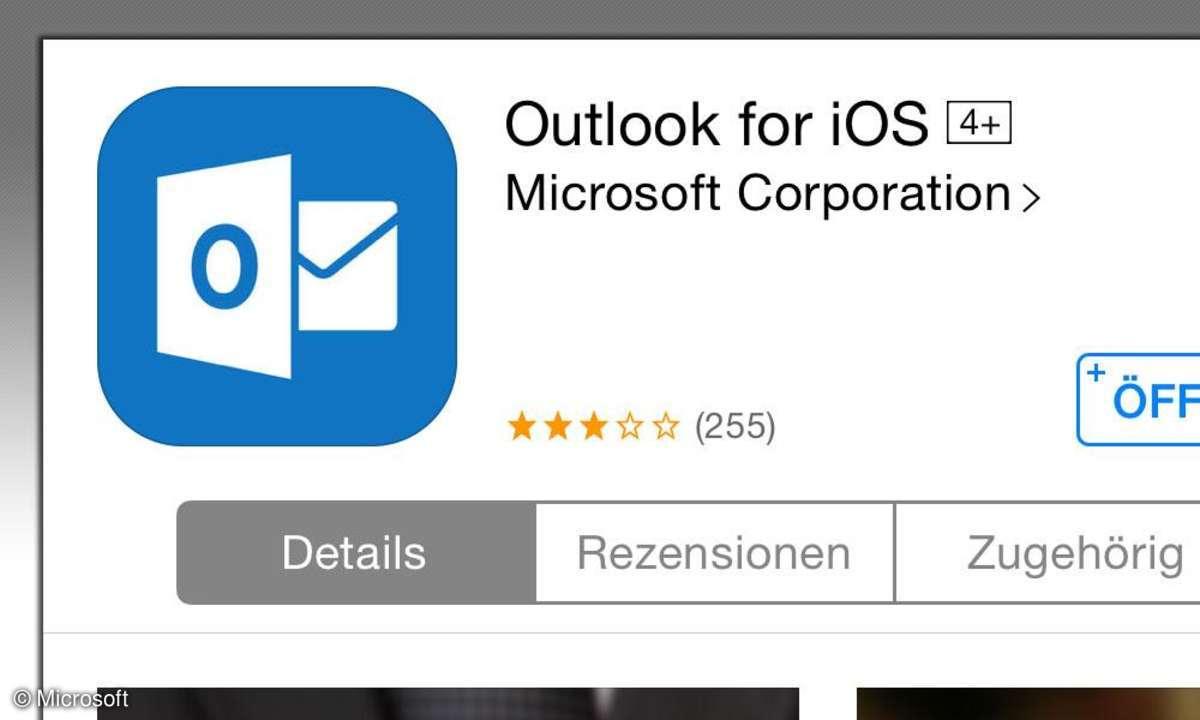 Outlook für iOS