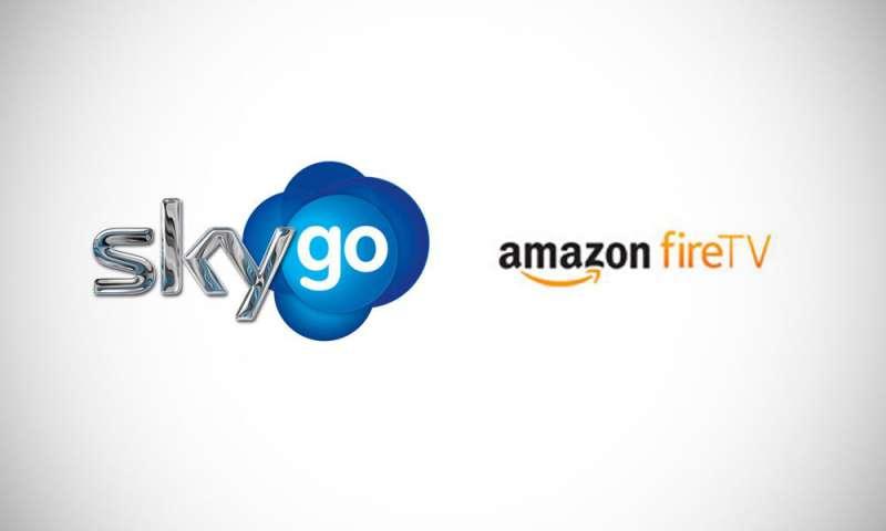 Sky Go Auf Amazon Fire Tv