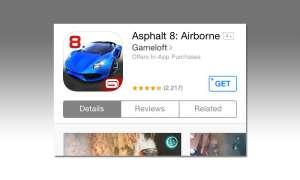 Gameloft Freemium-App