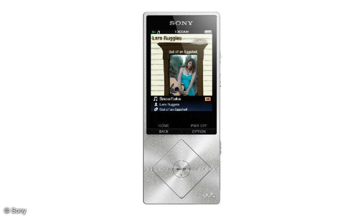 Sony NWZ A15 HiRes-Player