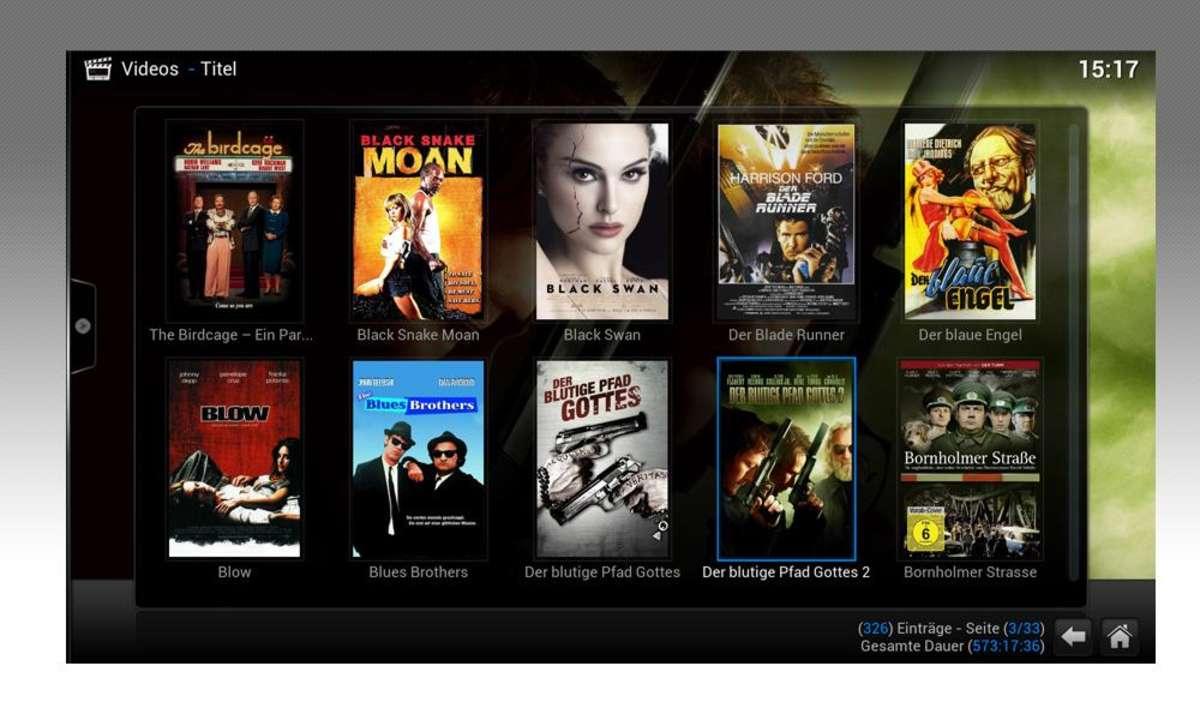 Amazon Fire TV Utility App