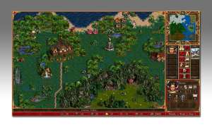 Android Game: Heroes of Might & Magic III HD