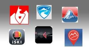 Apps Skigebiete im Test
