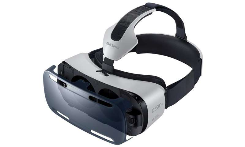 Virtual Reality Brille Samsung Gear Vr Im Test Connect