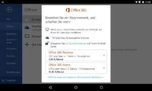 Microsoft Word App