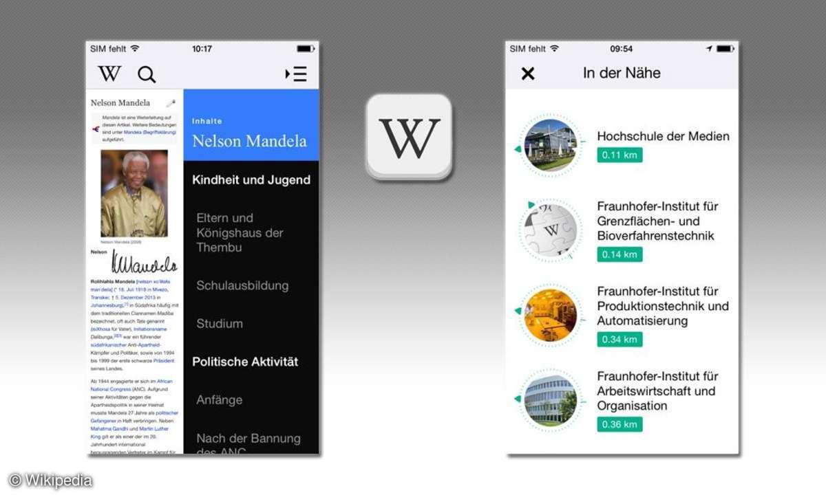Wikipedia App