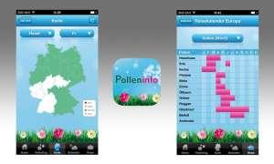 Polleninfo- App im Test