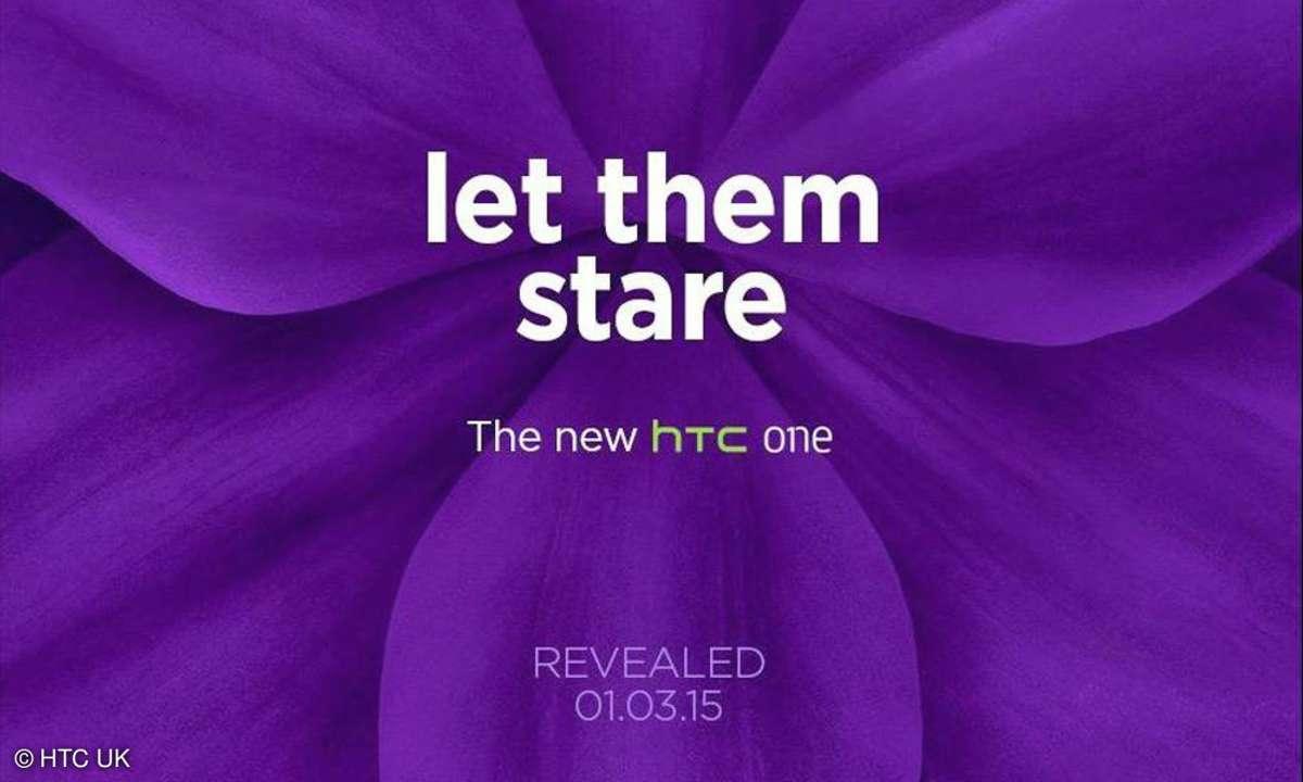 HTC One M9, Ankündigung