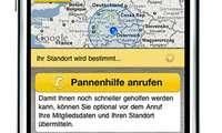 ADAC Pannenhilfe-App