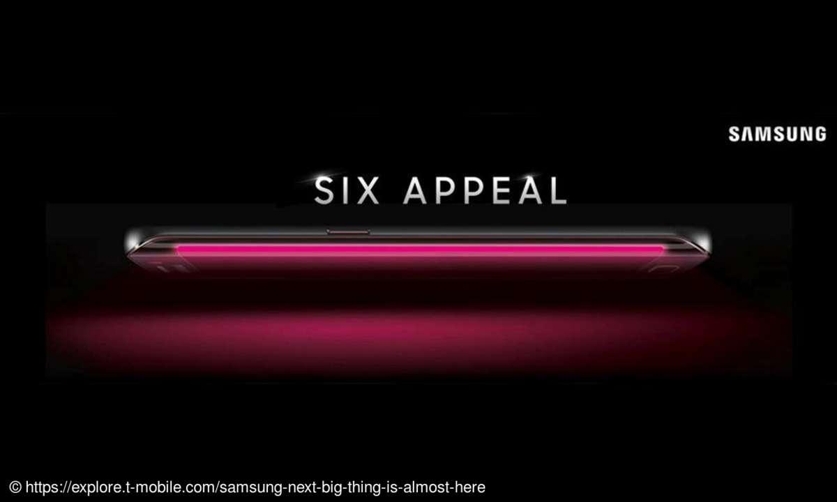 Samsung Galaxy S6 Edge Foto Leak