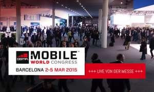MWC 2015 Live-Ticker