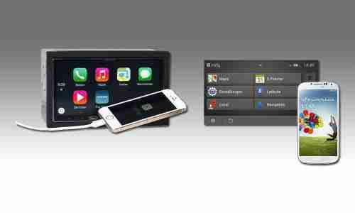 Apple Carplay vs  Mirrorlink: Der Vergleich - connect